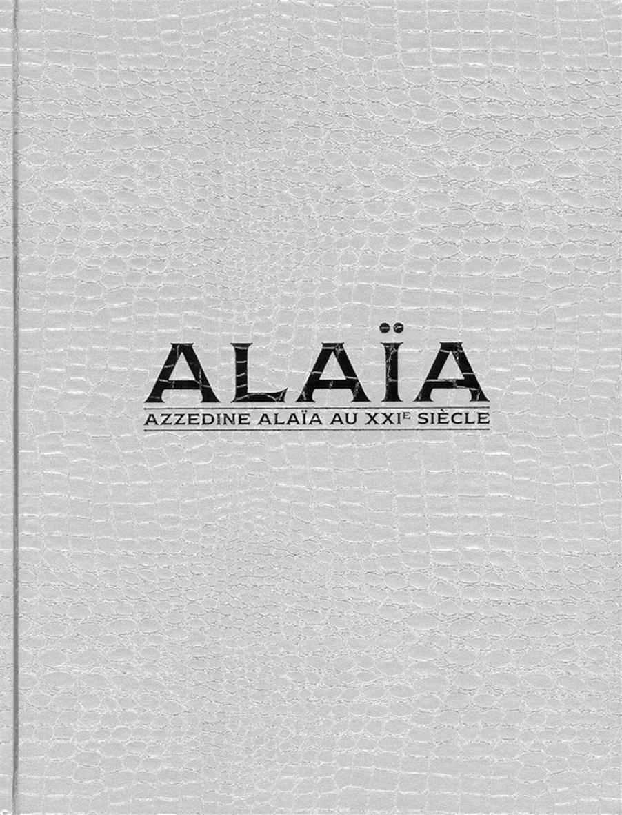 catalogue_Alaïa_XXIsiècle