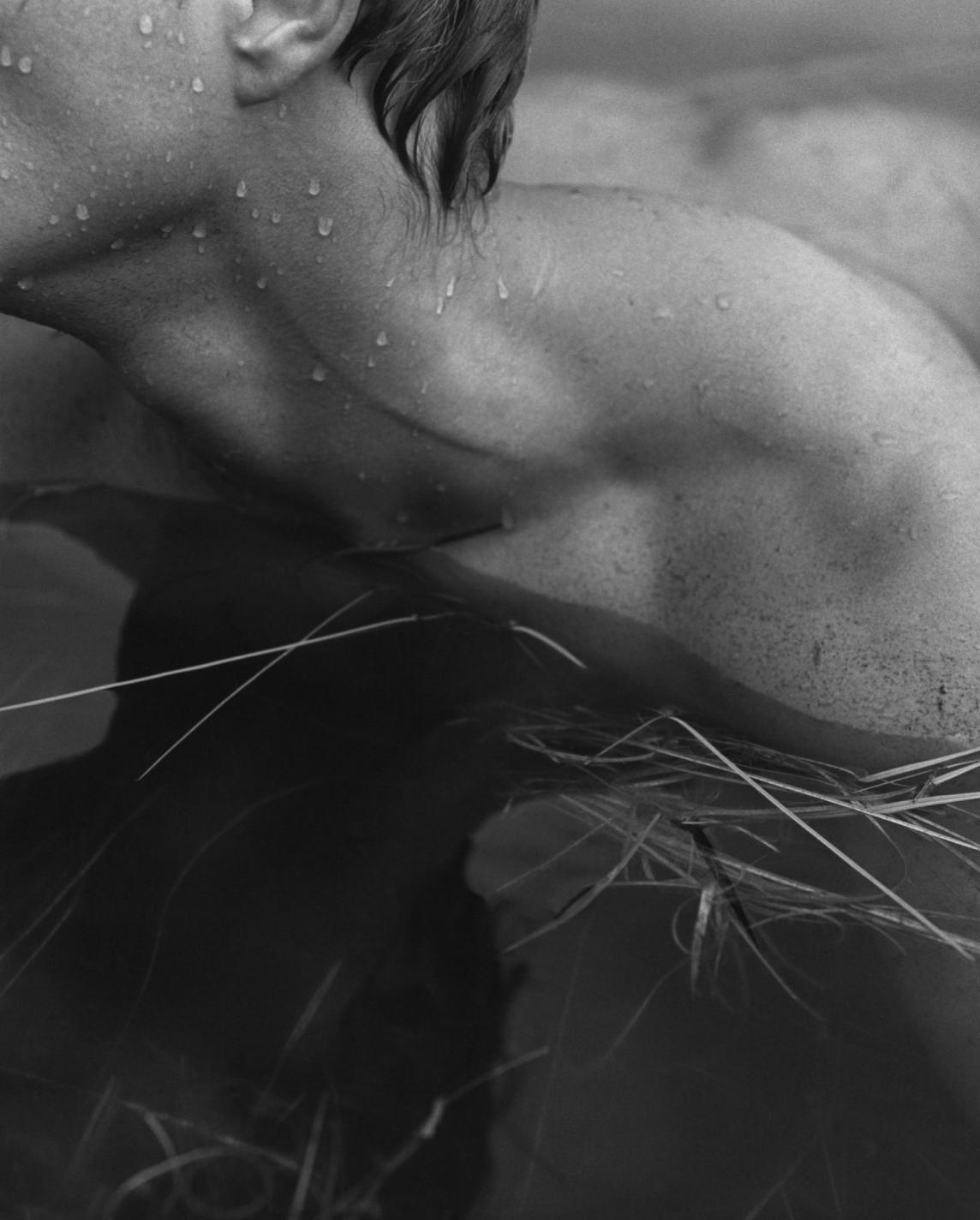 Bear Pond Bruce Weber - Inner Page - Model