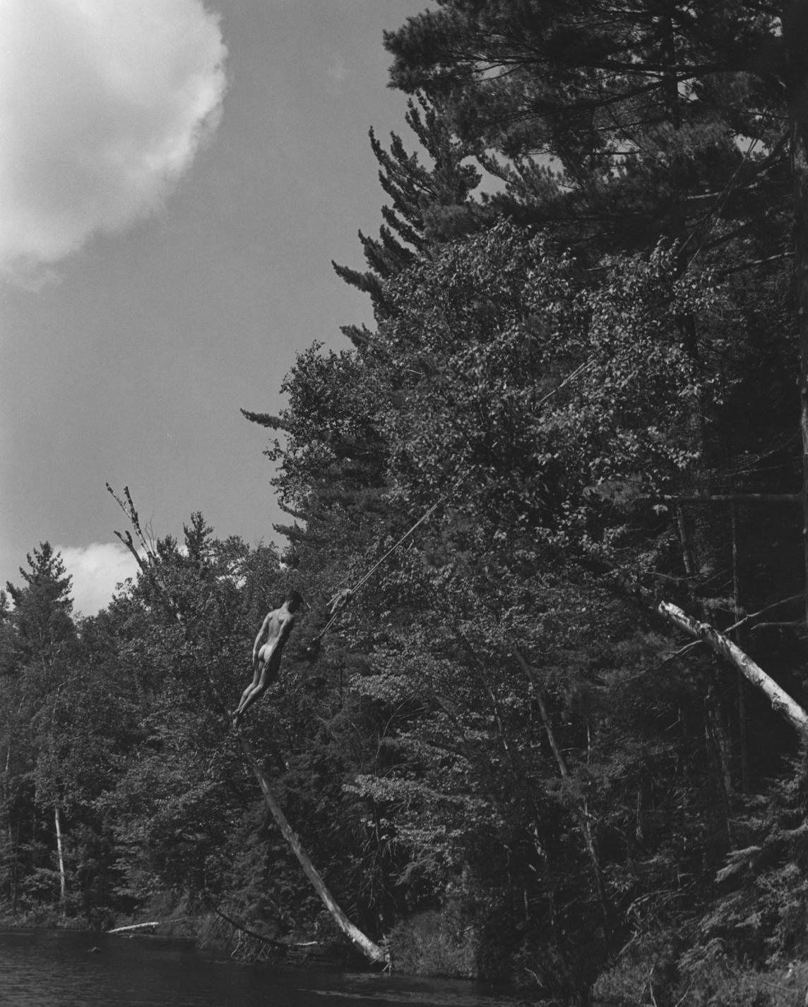 Bear Pond Bruce Weber - Inner Page - Landscape