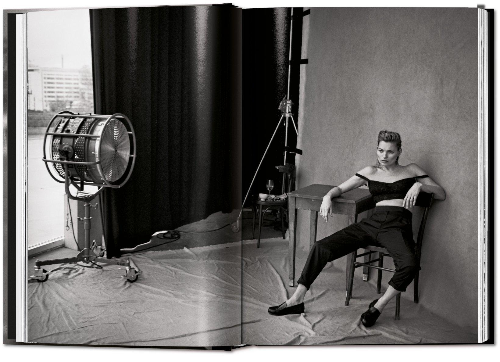 Lindbergh 40th Taschen - Kate Moss