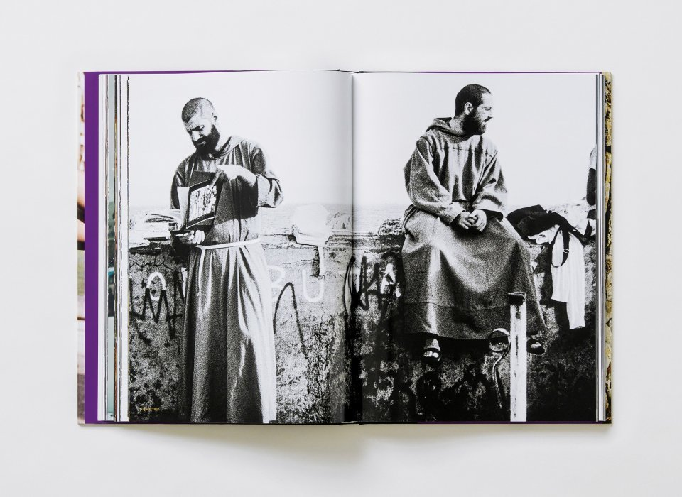 Mario Testino Ciao - inner page - priests
