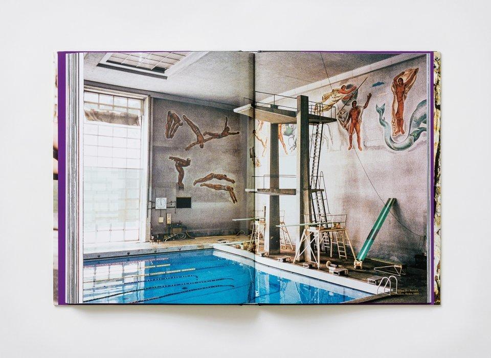 Mario Testino Ciao - inner page - Swimming pool